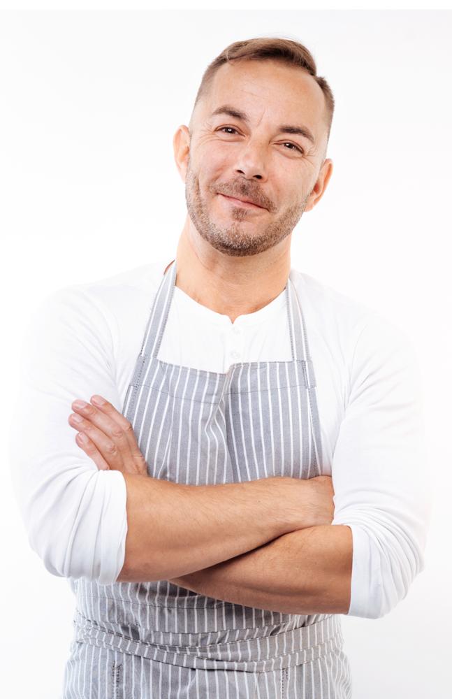 Chef-cutout